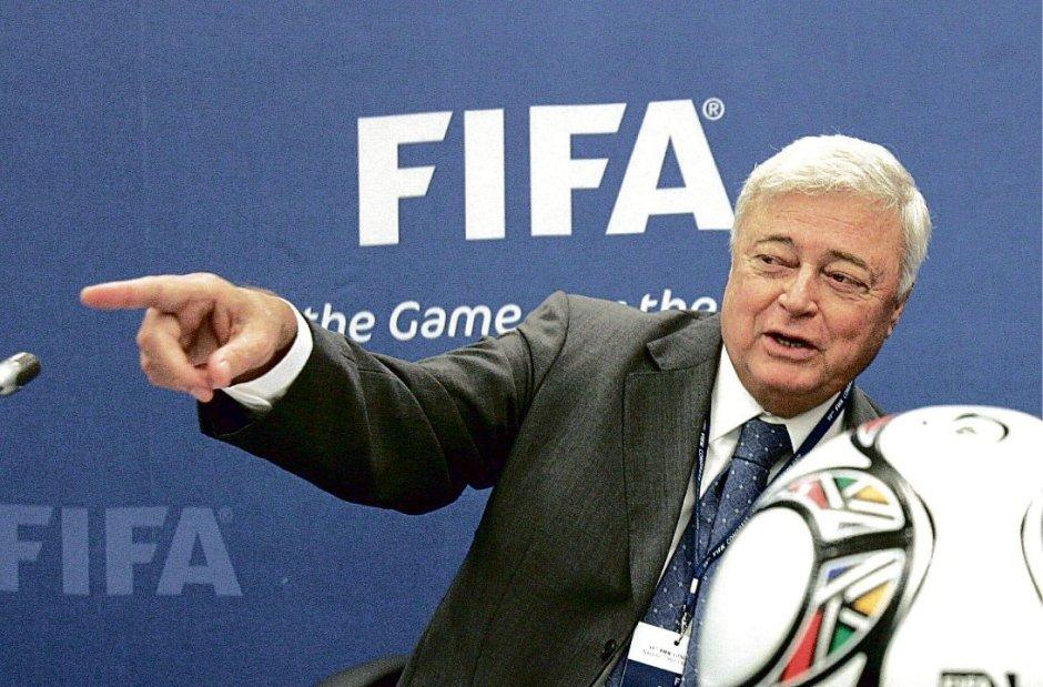 Ricardo Teixeira recebeu propina da Conmebol, diz delator