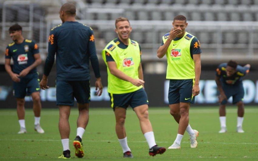 af183fb247 A Seleção Brasileira encara seu segundo desafio pós-Copa nesta terça-feira