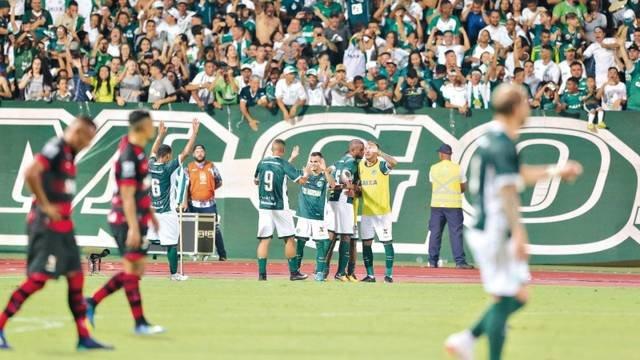 O Goiás segue em ascensão na Série B. A arrancada após a chegada do técnico  Ney Franco pode fazer o Esmeraldino assumir pela primeira vez a liderança  da ... 5ce341bacc2df