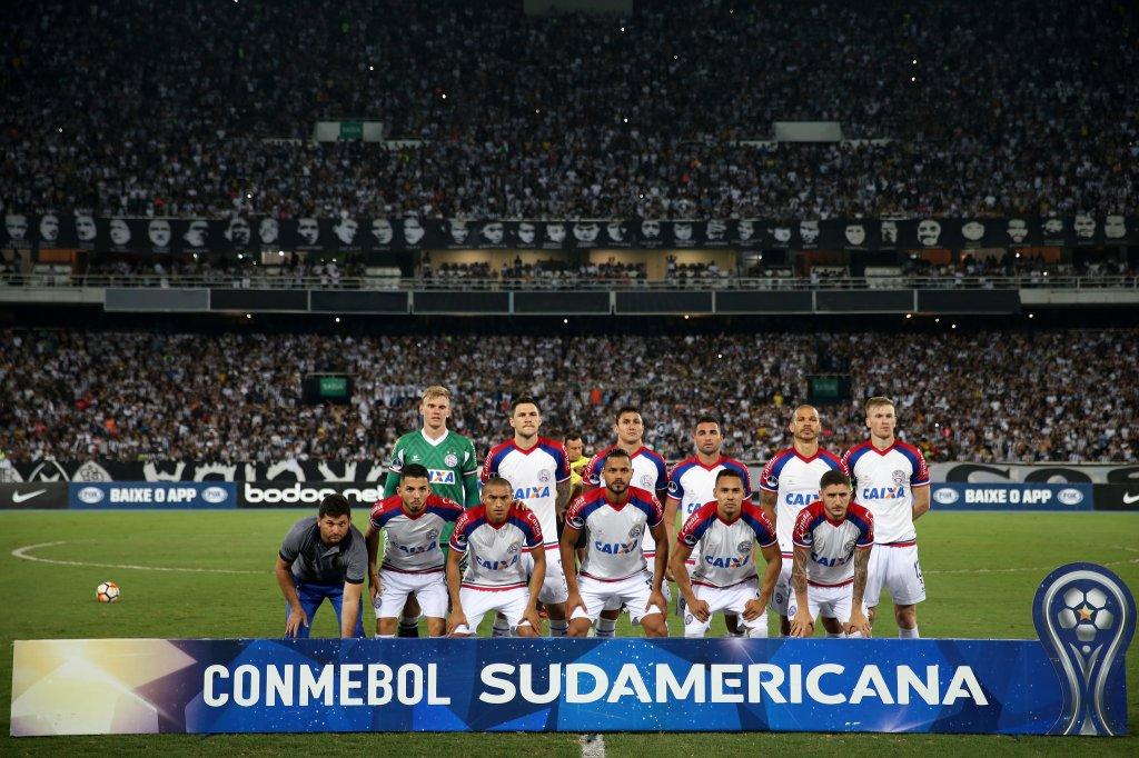 Na última sexta-feira (05) a Conmebol divulgou as datas dos confrontos  entre Bahia e Atlético-PR c415efc23b6db