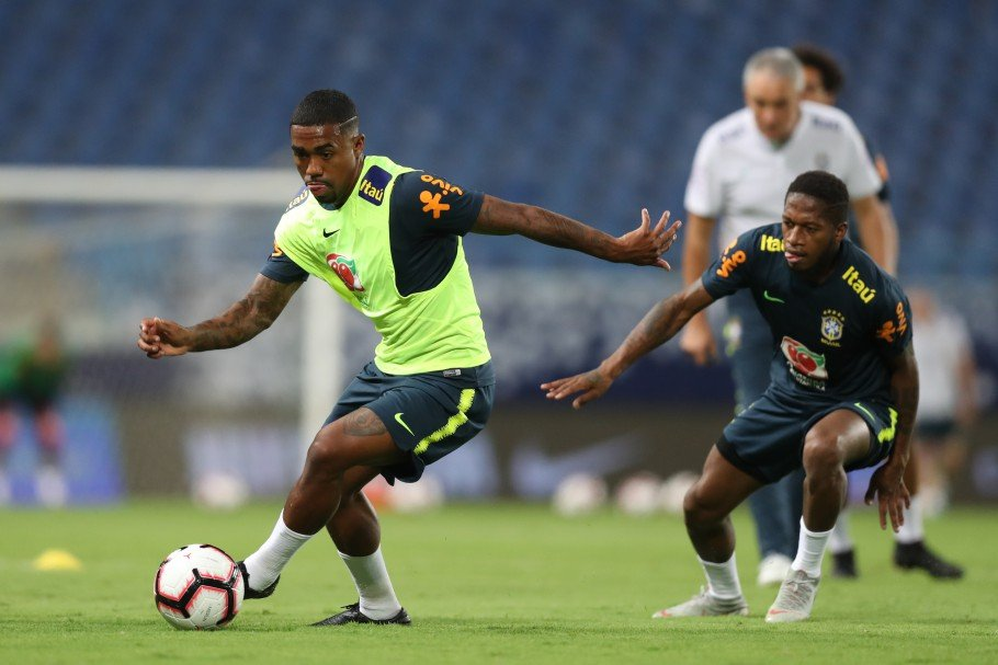 4814a3796e Seleção Brasileira deve ter seis mudanças para duelo com a Argentina ...