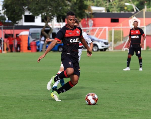 013f6c92b3 Na próxima segunda-feira (29) o Vitória faz o jogo de ida da semifinal do  Campeonato Brasileiro de Aspirantes (Sub-23)