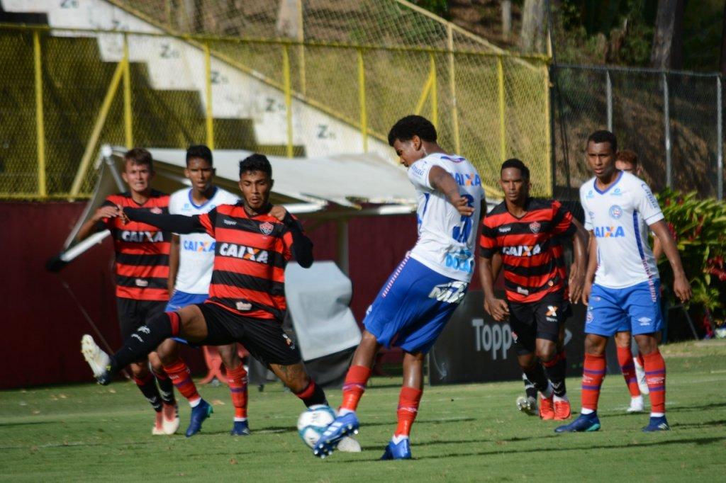 Mais uma vez! Vitória e Bahia não saem do empate em duelo pela Copa ... 2b7764fa0423d