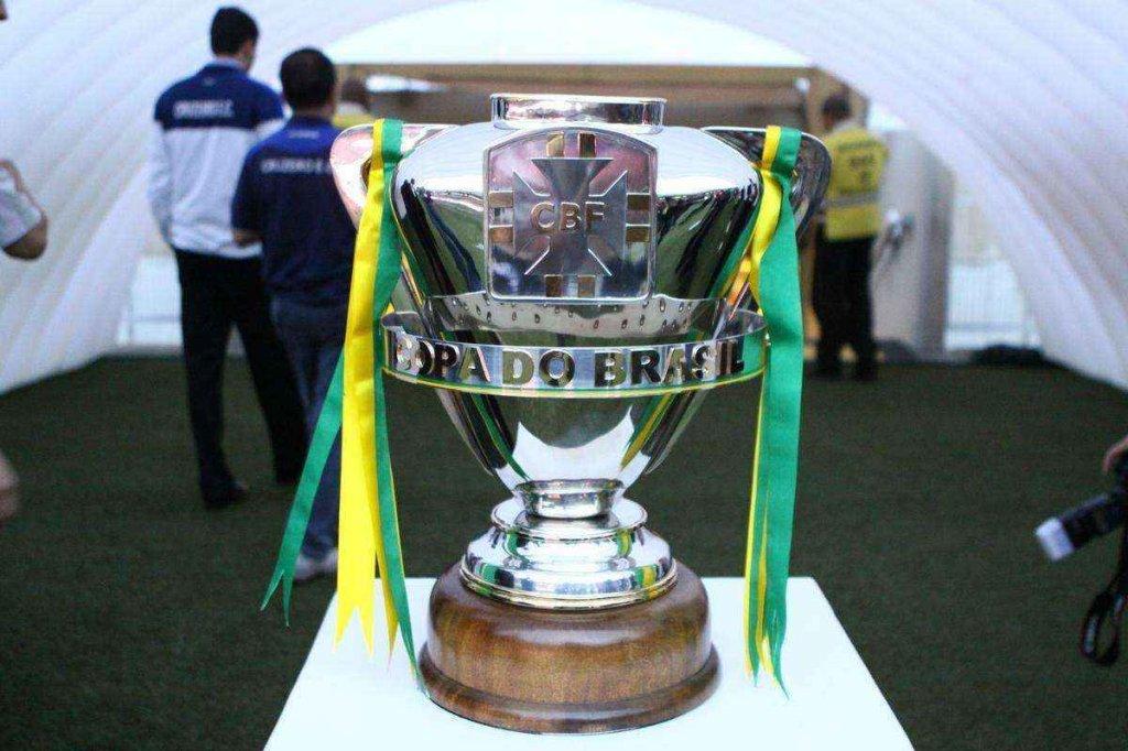 A Confederação Brasileira de Futebol (CBF) aumentou as premiações para a  Copa do Brasil deste ano. Em 2018 7b81e0f0b6538