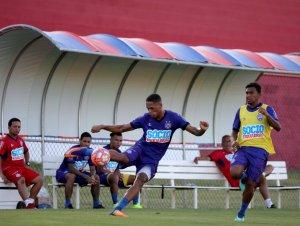 Bahia encerra preparação para enfrentar o Jacuipense 1d12f391131f3