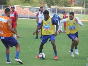 Copa do Nordeste  de olho na partida contra o Altos-PI 8ee1b8b019d0b
