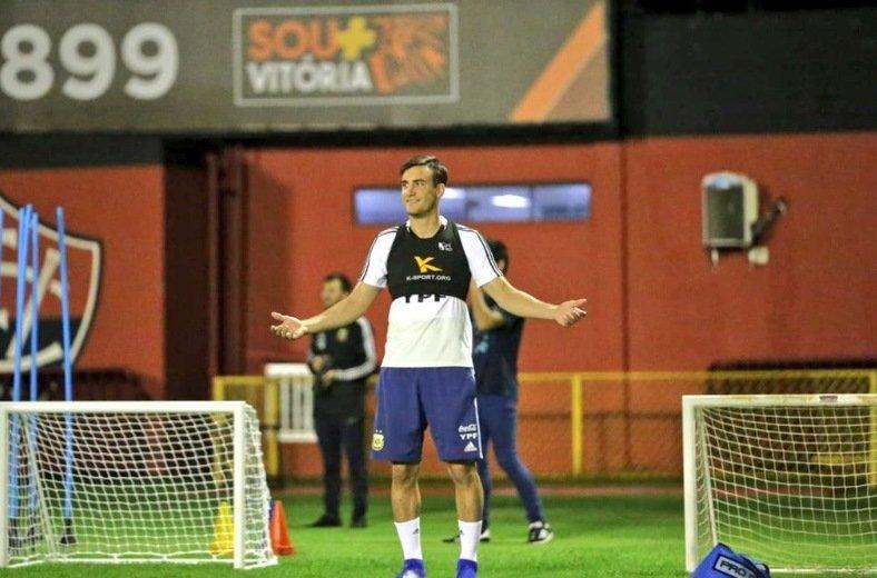 Messi no Barradão! Seleção Argentina treina no estádio do Leão 2