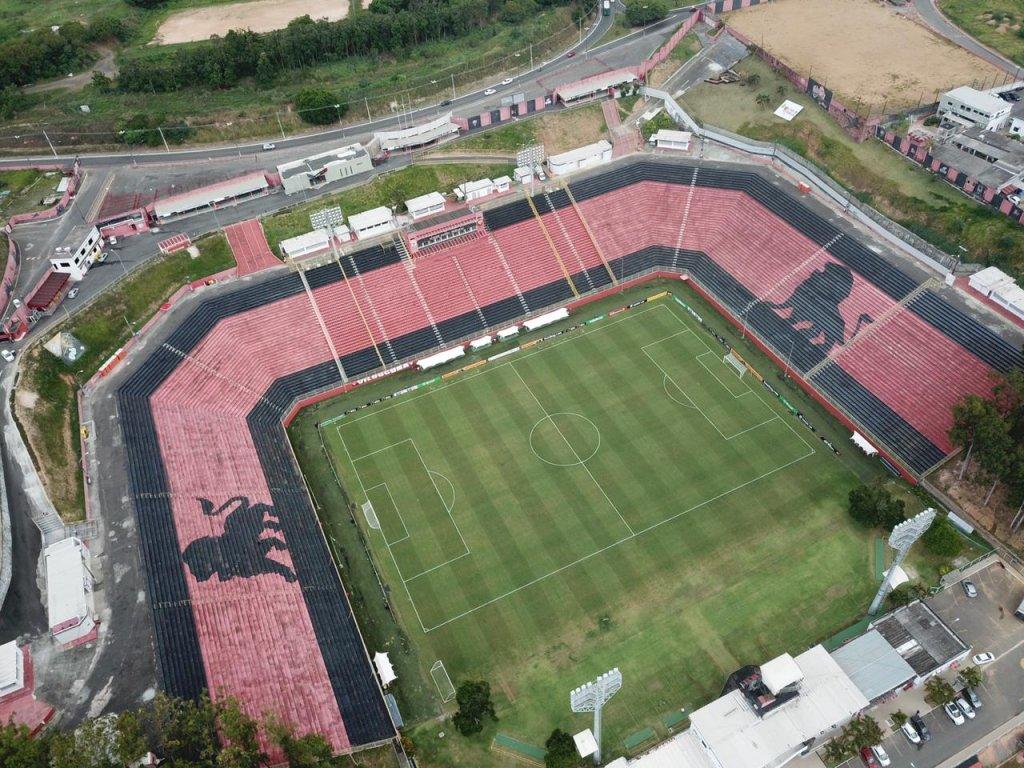 Estádio Barradão, Salvador-BA