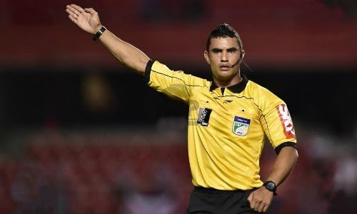 Marielson Alves Silva testa positivo para Covid-19 e não apita Ba-Vi desta  quarta - Notícias - Galáticos Online