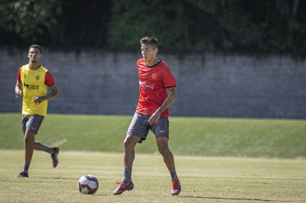 """Vamos dar a volta por cima"""", diz Eduardo sobre momento do Vitória -  Notícias - Galáticos Online"""