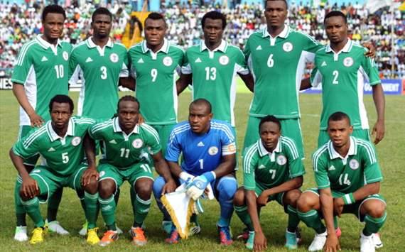 e2aac9a78e9eb O risco de não participação da seleção da Nigéria da Copa das Confederações  foi afastado pela Fifa. A entidade máxima do futebol esperar que os  africanos ...