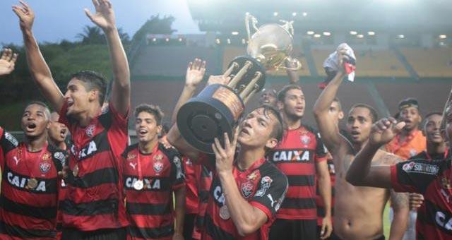 536bea5c32ac3 A Confederação Brasileira de Futebol (CBF) divulgou a tabela com os jogos  do Vitória na primeira fase do Campeonato Brasileiro sub-20